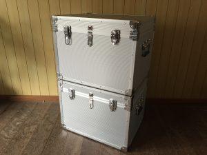 ボックス型アルミケース